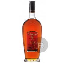 El Dorado - Rhum très vieux - Demerara Rum - 5 ans - 70cl - 40°