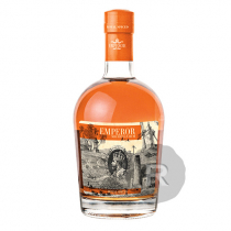 Emperor - Rhum épicé - Royal spiced - 70cl - 40°