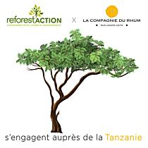 ReforestAction - 1 arbre pour la Tanzanie