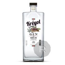 Ferroni - Gin - Kreyol - 50cl - 44°