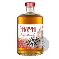 Ferroni - Rhum ambré - Tasty Overproof - 70cl - 74°