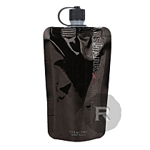 Final Touch - Flask souple noir - Shark skinzz - 22cl