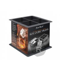 Final Touch - Moule à glacons cube - Lot de 2 moules