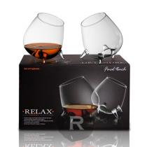 Final Touch - Verres Relax Cognac - 60cl x 2