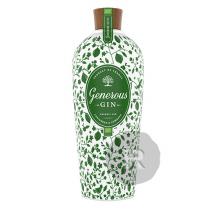 Generous - Gin Bio - Coriander et Combava - 70cl - 44°