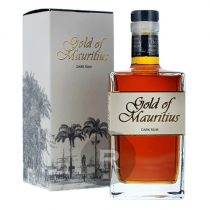 Gold of Mauritius - Rhum vieux - 70cl - 40°