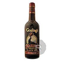 Goslings - rhum ambré - 151 proof - 70cl - 75,5°