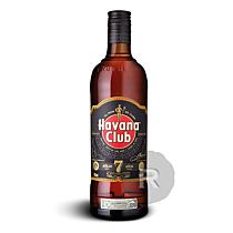 Havana Club - Rhum hors d'âge - 7 ans - 70cl - 40°