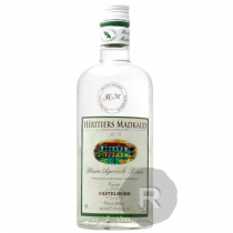 Héritiers Madkaud - Rhum blanc - Cuvée Castelmore - 70cl - 50°