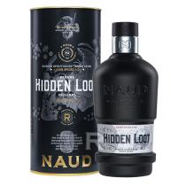 Naud - Hidden loot - Rhum épicé - Canister - 70cl - 40°