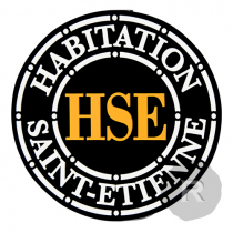 HSE - Dessous de verres - Pack de 6 x 10cm