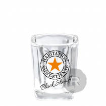 HSE - Verres Shooter - Black Sheriff - 5cl x 6