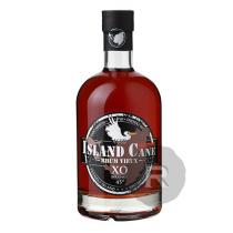 Island Cane - Rhum hors d'âge - XO - SXM Strong - 70cl - 45°