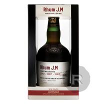 JM - Rhum hors d'âge - Multimillésime - 2002 - 2007 - 2009 - 50cl - 42,3°