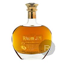 JM - Rhum hors d'âge - Cuvée du Fondateur - Carafe - 70cl - 48,2°