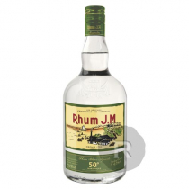 JM - Rhum blanc - 1L - 50°