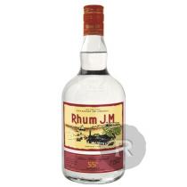 JM - Rhum blanc - 1L - 55°