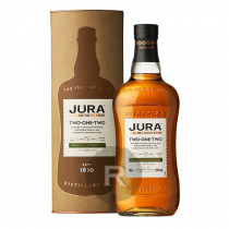 Jura - Whisky - 13 ans - Two One Two - 70cl - 47,5°