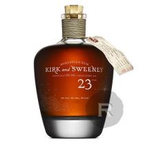 Kirk and Sweeney - Rhum hors d'âge - 23 ans - 70cl - 40°