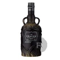 Kraken - Rhum épicé - The Salvaged Bottle - Edition limitée Ceramic - 70cl - 40°
