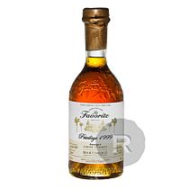 La Favorite - Rhum hors d'âge - Cuvée André Dormoy - Millésime 1999 - 70cl - 43°