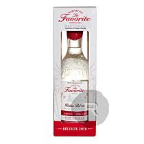 La Favorite - Rhum blanc - Rivière Bel Air - Millésime 2016 - 70cl - 53°