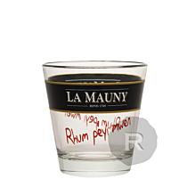 La Mauny - Verres à ti punch - Rhum Peyi Mwen - 20cl x 6