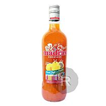 Madras - Punch Fruits de la Passion - 70cl - 18°