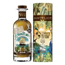 La Maison du Rhum - Rhum hors d'âge - Sainte Lucie - St. Lucia Distillers 2012 - 70cl - 45°