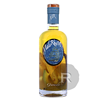 MaloRhum - Rhum arrangé - Fruits - Gwada - 70cl - 35°