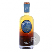 MaloRhum - Rhum arrangé - Fruits - Plum' - 70cl - 35°