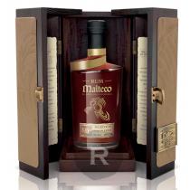 Malteco - Rhum hors d'âge - Millésime 1980 - Coffret Luxe - 70cl - 40°