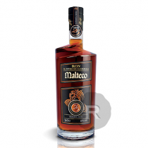 Malteco - Rhum hors d'âge - 25 ans - 70cl - 40°
