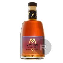 Matugga - Rhum épicé - Spiced Rum - 70cl - 42°