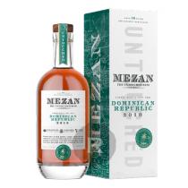 Mezan - Rhum hors d'âge - Republique Dominicaine - Ex Bourbon - Millésime 2010 - 70cl - 46°