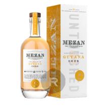 Mezan - Rhum hors d'âge - Guyana - Ex bourbon - Millésime 2008 - 70cl - 46°