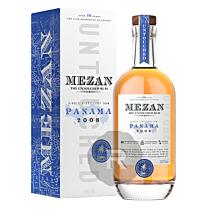 Mezan - Rhum hors d'âge - Panama - Millésime 2008 - 70cl - 46°