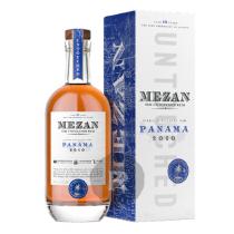 Mezan - Rhum hors d'âge - Panama - Ex bourbon - Millésime 2010 - 70cl - 46°