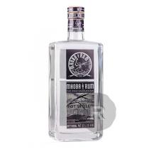 Mhoba - Rhum blanc - Pot Stilled White Rum - 70cl - 43°