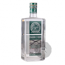 Mhoba - Rhum blanc - Select Release White Rum - Numérotée - 70cl - 58°