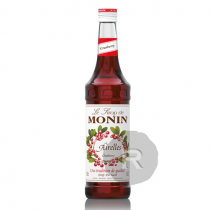 Monin - Sirop Airelles - Cranberry - 70cl