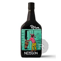 Neisson - Rhum vieux - Le Chai - Brut de fût - Millésime 2015 - 70cl - 54,7°
