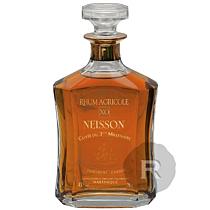Neisson - Rhum hors d'âge - Cuvée du troisième Millénaire - Carafe sérigraphiée or - 70cl - 45°