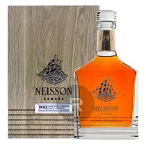 Neisson - Rhum hors d'âge - Armada - Millésime 1993 - Carafe Cristal - 70cl - 46,3°