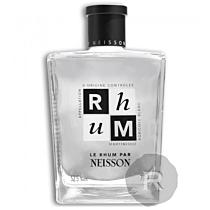Neisson - Rhum blanc - Coffret prestige - Carafe - 70cl - 52,5°