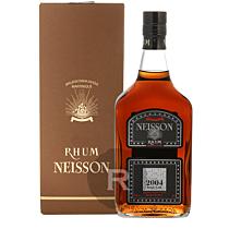 Neisson - Rhum hors d'âge - Millésime 2004 - Single Cask - Numérotée - Embouteillage Neisson - 70cl - 45,4°