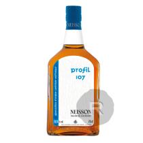 Neisson - Rhum ambré - Profil 107 - 70cl - 52,8°