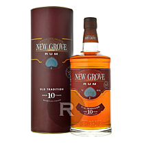 New Grove - Rhum hors d'âge - 10 ans - Old Tradition - 70cl - 40°
