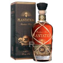 Plantation - Rhum hors d'âge - XO - 20ème Anniversaire - 70cl - 40°