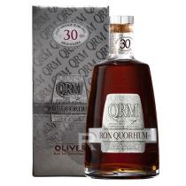 Quorhum - Rhum hors d'âge - 30 ans - 70cl - 40°